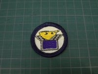 BOY SCOUT (BSOA) PATCH