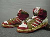 80's adidas INSTINCT/8ハーフ