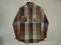 90's BIG MAC ヘビーネルシャツ/M