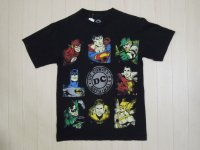 00's DC COMICS Tシャツ/S