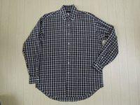 ラルフローレン チェックBDシャツ/S
