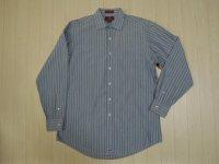 90's nordstrom ストライプシャツ/M