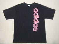 90's〜USA製 adidas Tシャツ/L