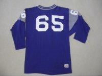 70's CHAMPION フットボール Tシャツ/L〜XL