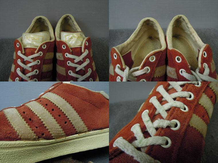 画像4: 70's adidas TOURNAMENT RED/FRANCE製/11