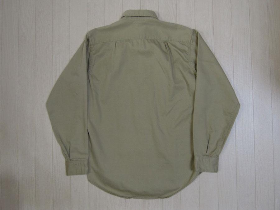 画像2: 〜60's CAN'T BUST EM コットンシャツ/マチ付