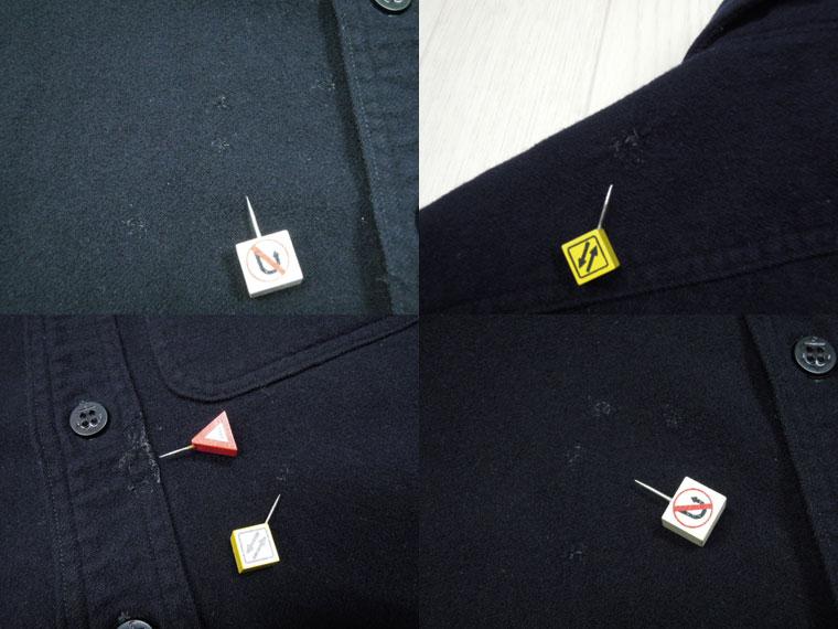 画像5: 40's US NAVY ウールCPOシャツ/片ポケット
