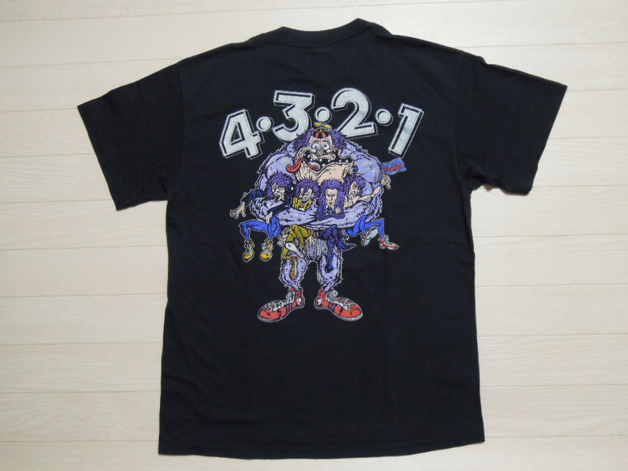 画像2: 1991's THE ZERO'S Tシャツ/L