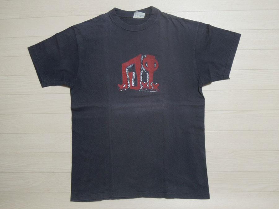 画像2: 80's CIRCLE-A Tシャツ/L