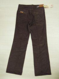 70's Levi's パンツ/Movin On/DEAD STOCK/W33