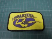HALSTEEL PATCH