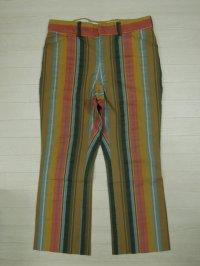 〜70's David's ストライプパンツ/W36