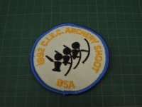 BOY SCOUT(BSOA) PATCH