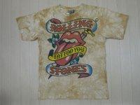 00's ROLLING STONES Tシャツ/M