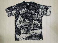 90's KISS Tシャツ/L