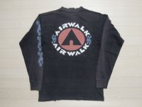 90's AIR WALK 長袖Tシャツ/USA製/M