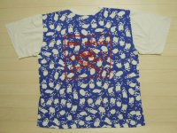 80's BILLABONG BAD BILLYS Tシャツ/L〜XL