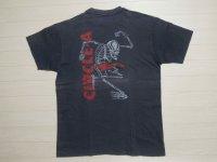 80's CIRCLE-A Tシャツ/L