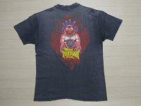 80's BLOCK HEAD Tシャツ/MARK PARTAIN/L