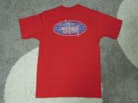 〜00's stussy Tシャツ/紺タグ-USA製/L