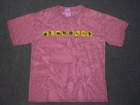 90's タイダイ染めTシャツ/L