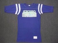 70's〜SPRINGFOOTフットボールTシャツ/S