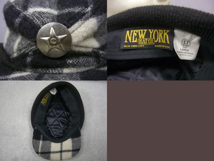 画像3: NEW YORK HAT USA製 WOOLキャップ
