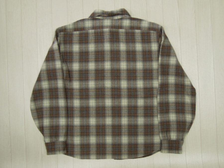 画像2: 70's PENDLETON ウールシャツ/S〜M(リサイズ)