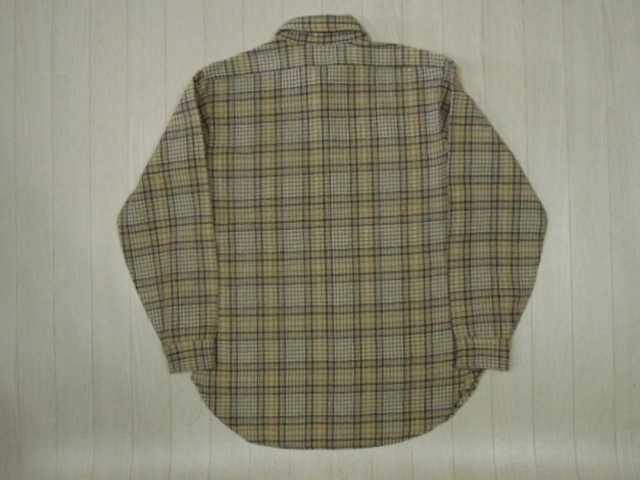 画像2: 70's PENDLETON ウールシャツ/M