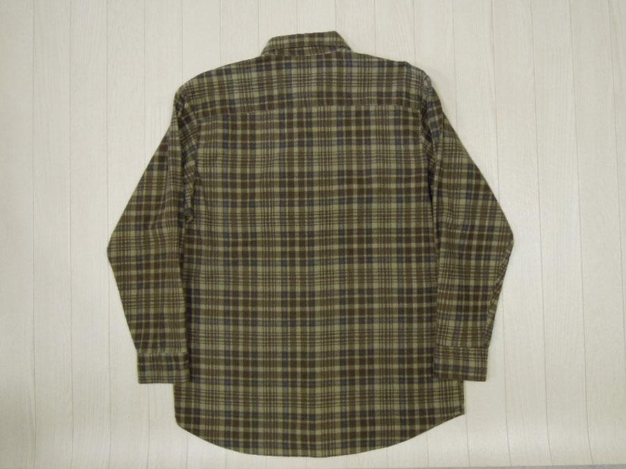 画像2: 〜90's PURITAN ネルシャツ/M