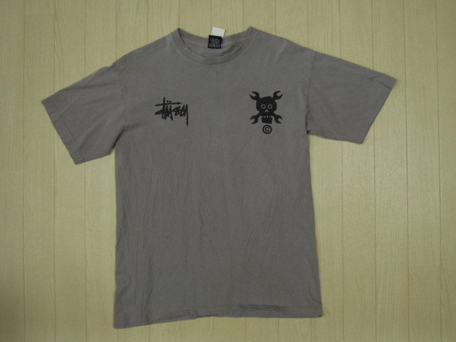 画像1: 00's stussy Tシャツ/M