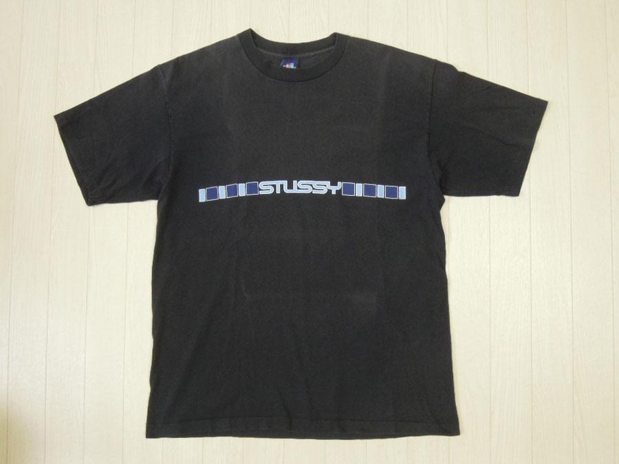 画像1: 〜00's stussy Tシャツ/USA製/XL