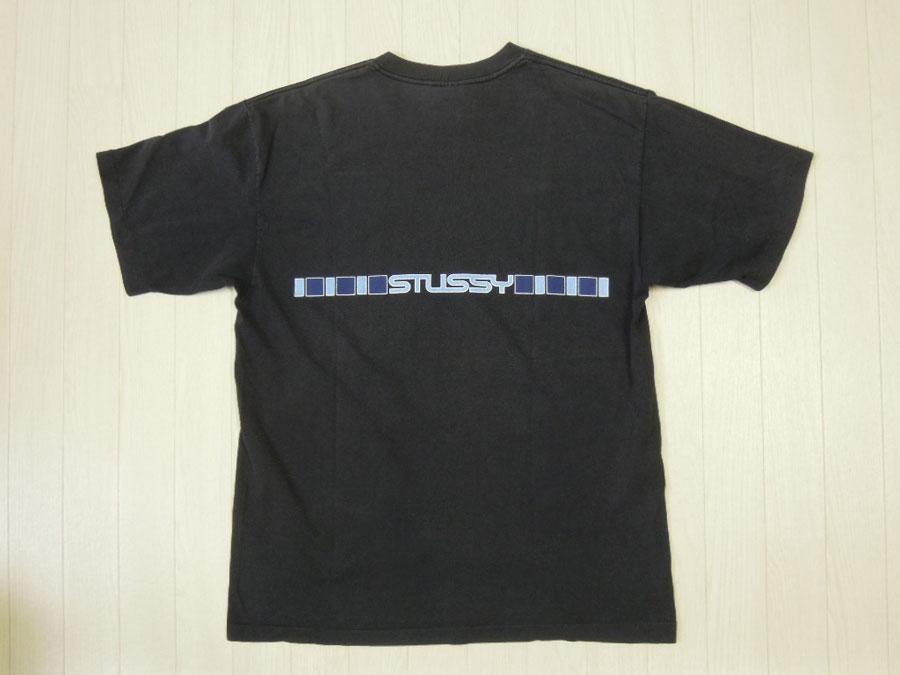 画像2: 〜00's stussy Tシャツ/USA製/XL