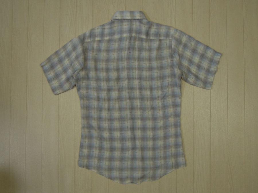 画像2: 〜80's CAMPUS 半袖シャツ/S