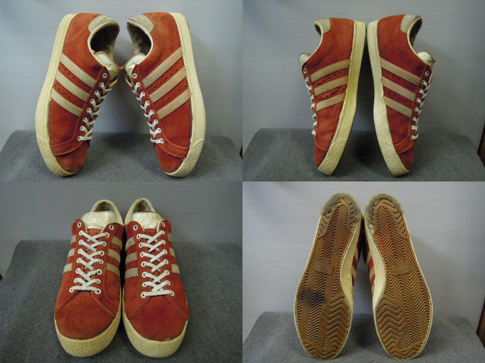 画像2: 70's adidas TOURNAMENT RED/FRANCE製/11