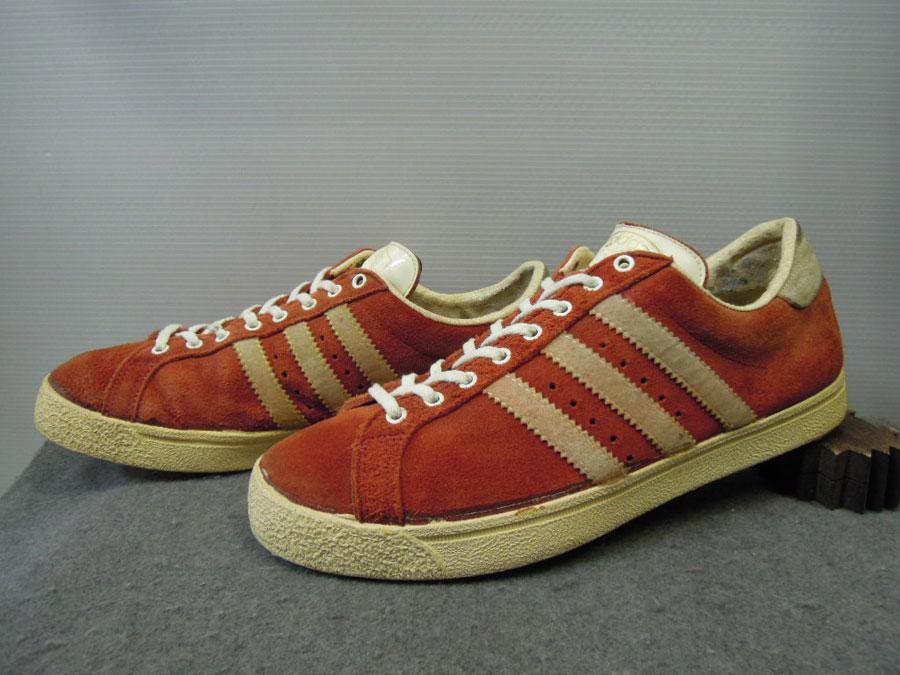 画像1: 70's adidas TOURNAMENT RED/FRANCE製/11