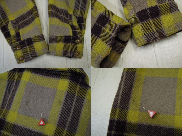 画像4: 〜50's BOSTWICK ウールジャケット/コの字ZIP