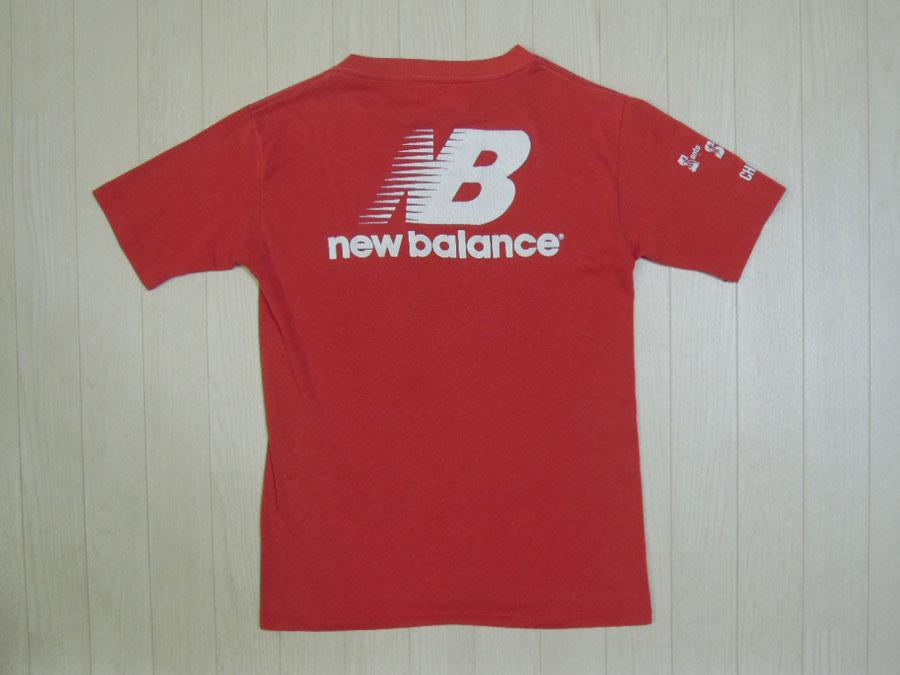 画像1: 80's NB Tシャツ/M