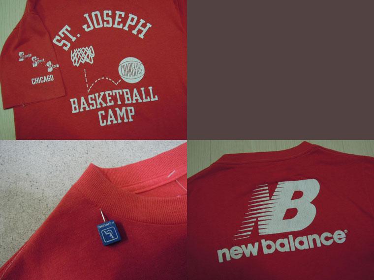 画像3: 80's NB Tシャツ/M