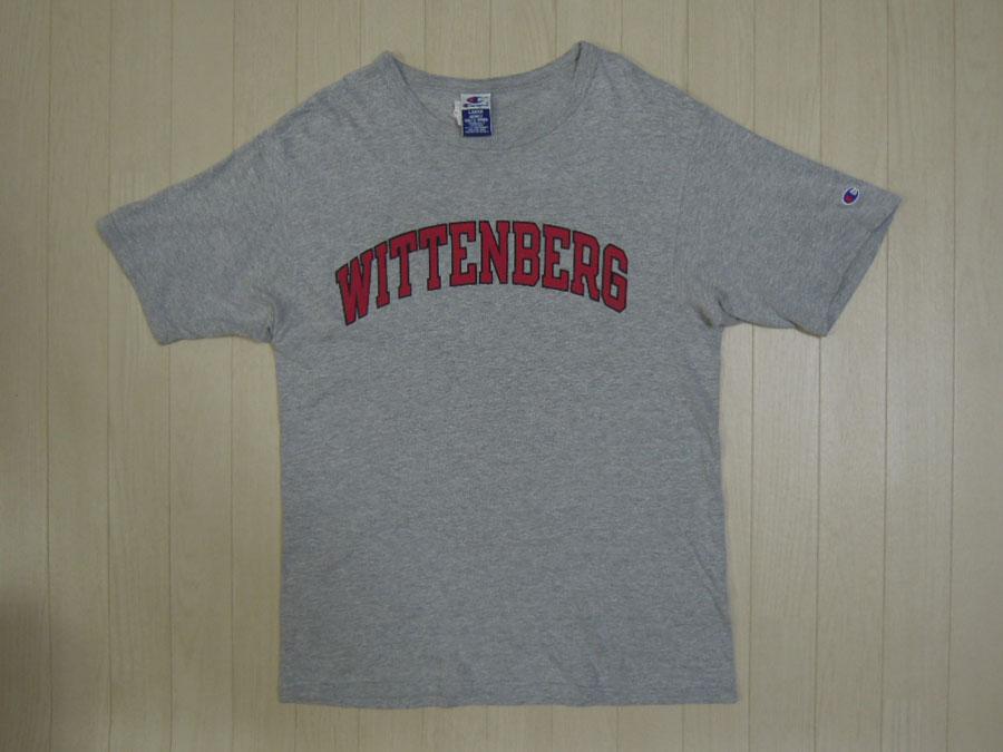 画像1: 〜00's CHAMPION Tシャツ/L