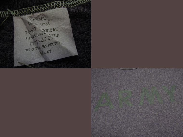 画像3: 00's US ARMY Tシャツ/XS