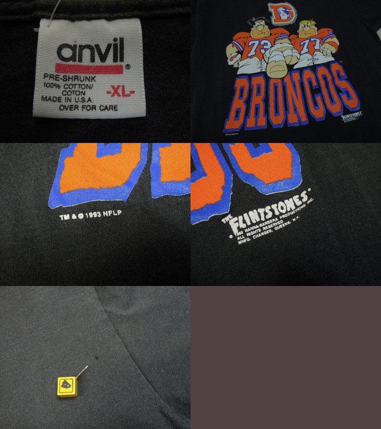 画像3: 90's ANVIL Tシャツ/XL