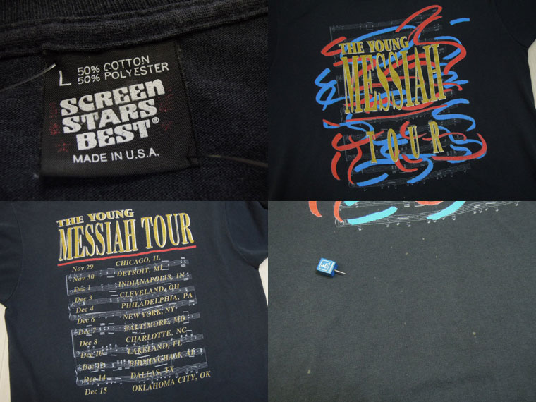 画像3: 90's THE YOUNG MESSIAH Tシャツ/L