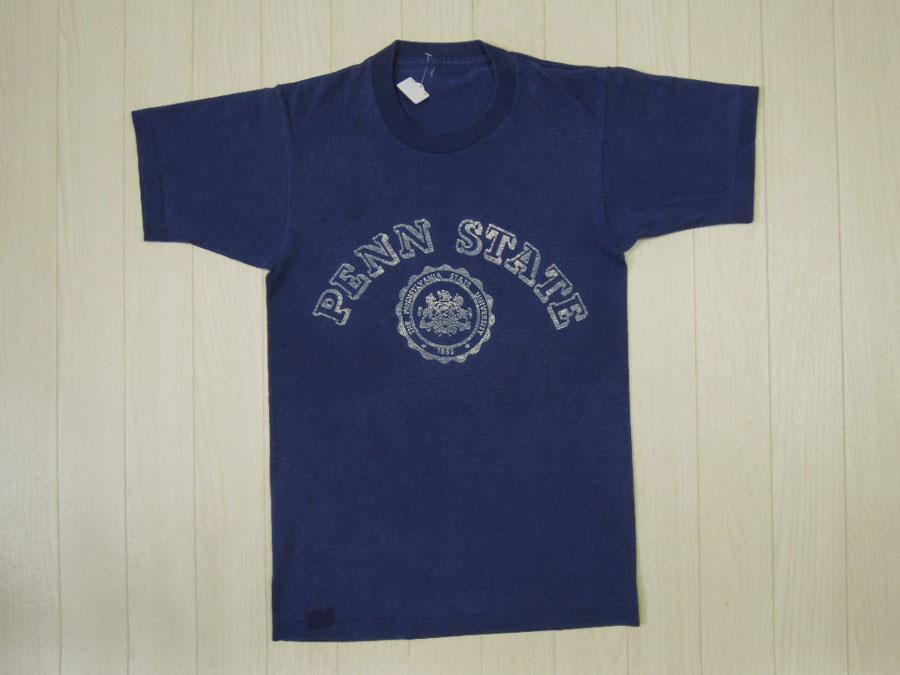 画像1: 80's UNKNOWN Tシャツ/XS〜S