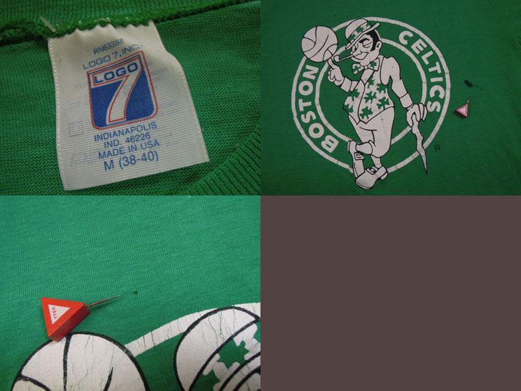 画像3: 80's LOGO 7 Tシャツ/M