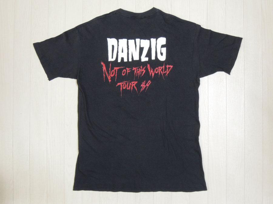 画像2: 80's DANZIG Tシャツ/L