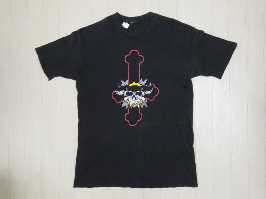 画像1: 80's DANZIG Tシャツ/L