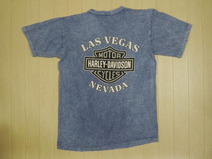 画像2: 90's HARLEY DAVIDSON Tシャツ/M