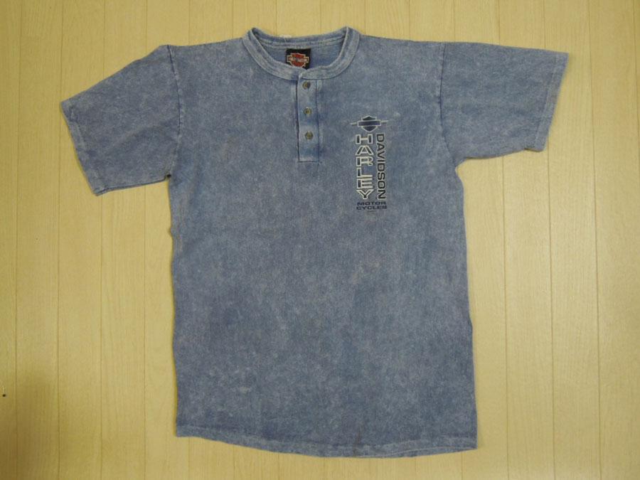 画像1: 90's HARLEY DAVIDSON Tシャツ/M