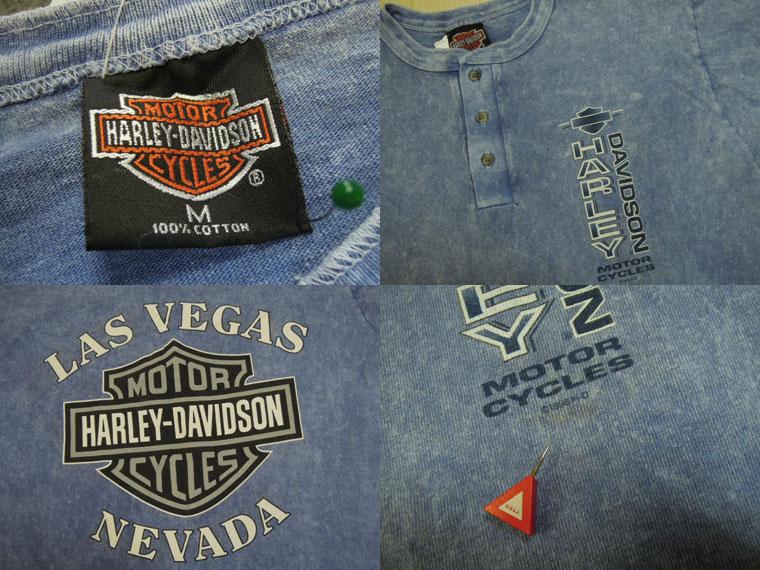 画像3: 90's HARLEY DAVIDSON Tシャツ/M